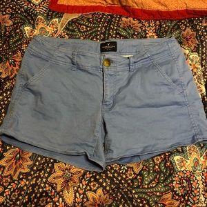 AE shorts size 6